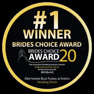 Wedding Florist Brides Choice Winner Brisbane 2020
