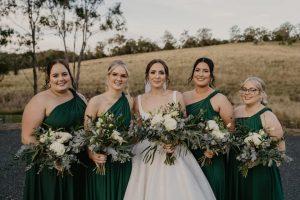 Caitlin & Trent's Wedding Ocean View ESTATES